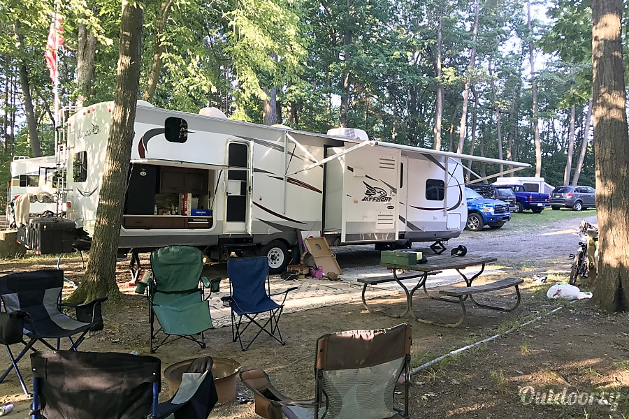 2015 Jayco Jay Flight Mishawaka, Indiana