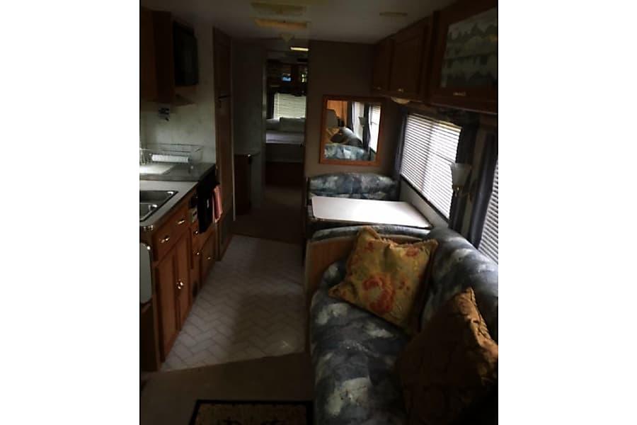 interior 1998 Coachmen Mirada Stillwater, OK