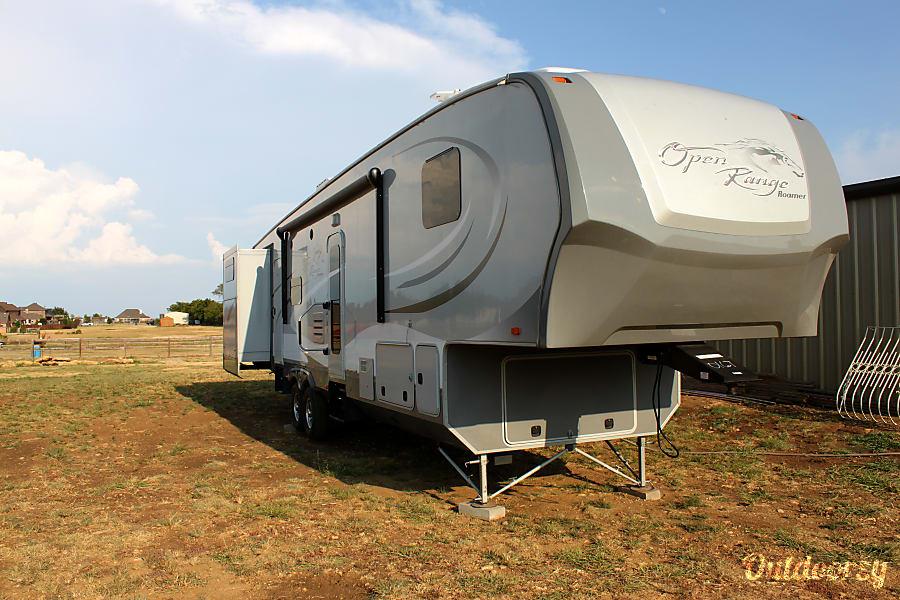 exterior 2013 Open Range Roamer Sanger, TX