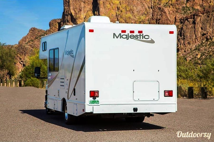 Nate's 2013 Thor Majestic 23a Henderson, NV