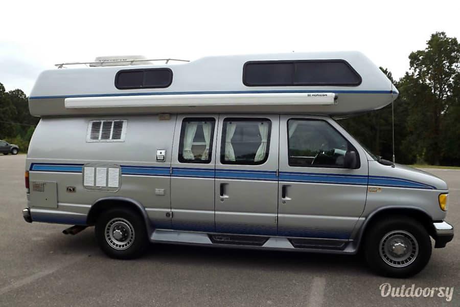 1996 - 190B Airstream Campervan Colorado Springs, CO