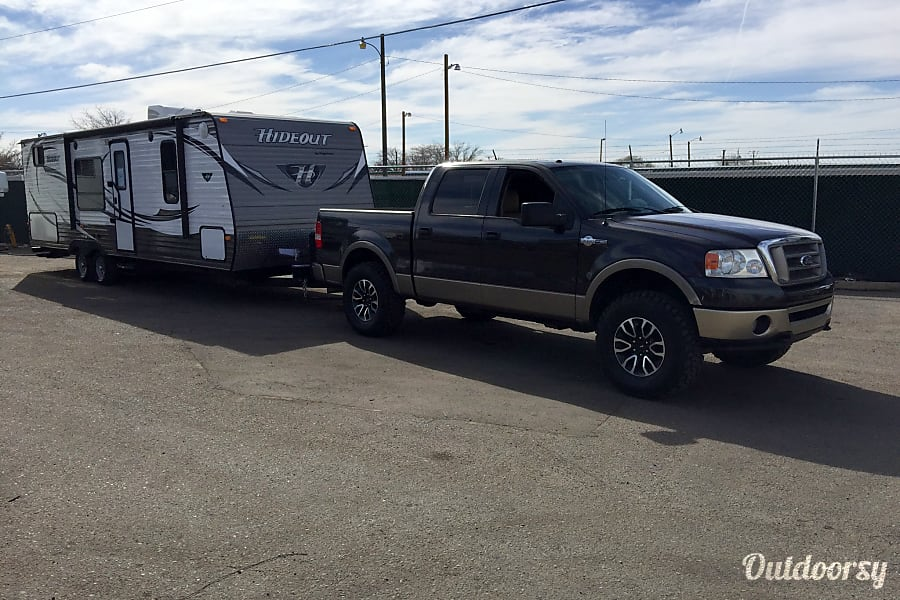 2015 Keystone Hideout Albuquerque, NM
