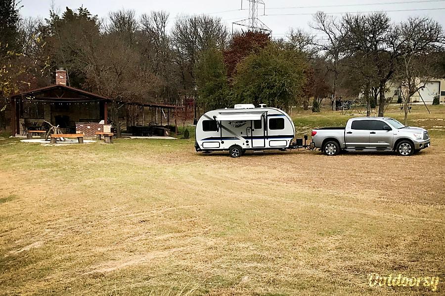 exterior 2017 Jayco Hummingbird Easy Adventure Benbrook, TX