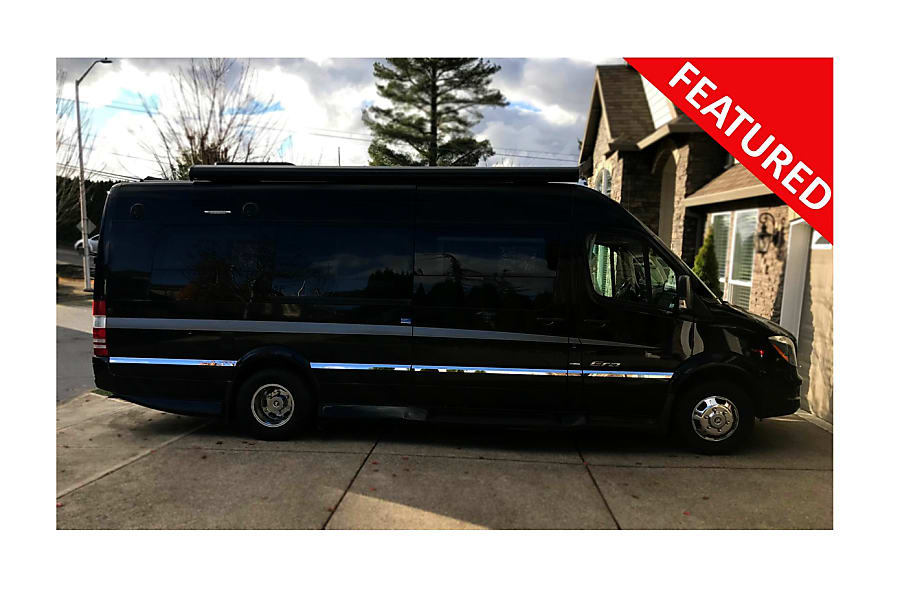 exterior 2016 Winnebago Era - Mercedes Sprinter Portland, OR