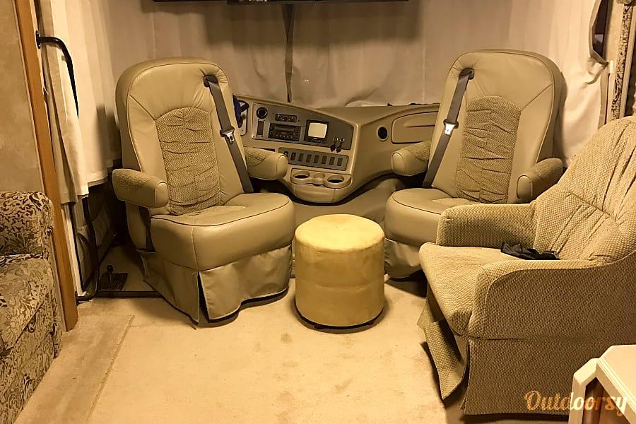 interior 2005 Coachmen Aurora **Free Wifi and FL tolls! Royal Palm Beach, FL