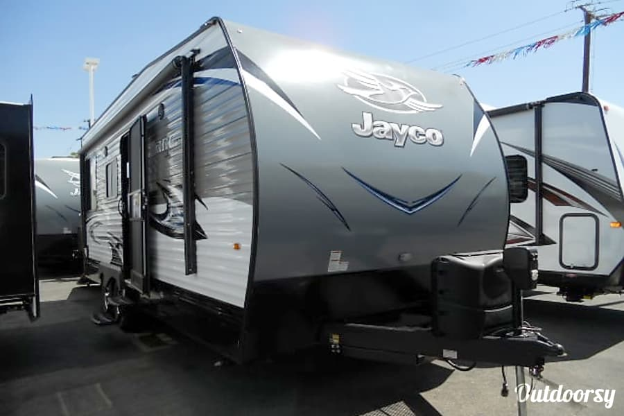 exterior 2017 Jayco Octane 222 Lancaster, CA