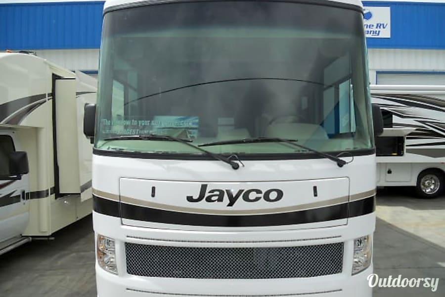 exterior 2018 Jayco Alante 31V Lancaster, CA