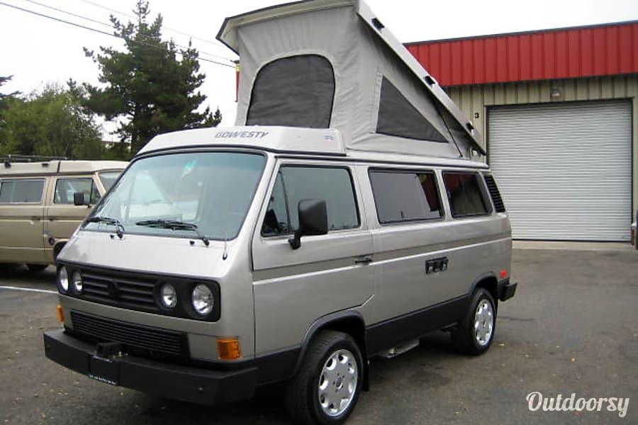 1990 Volkswagen Westfalia Camper Baywood Los Osos, CA