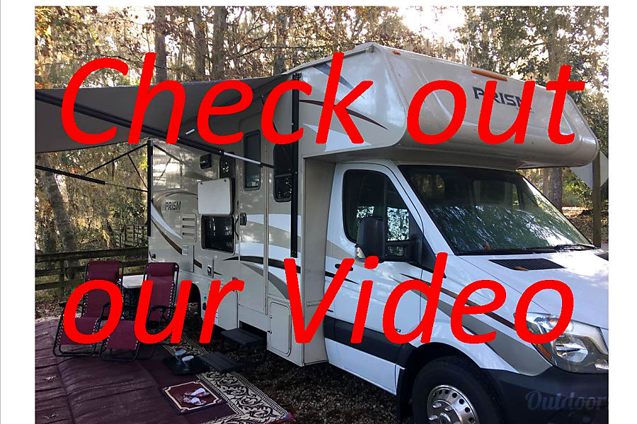 Watch our VIDEO Link Below -  Love to Tailgate?  Love to Camp?  Love Disney?  Love the Beach?  Love to Explore?  Love to Travel? Bradenton, FL