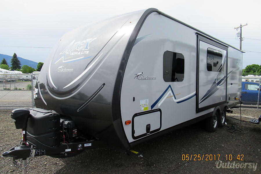 2017 Coachmen Apex 245BHS Spokane Valley, WA