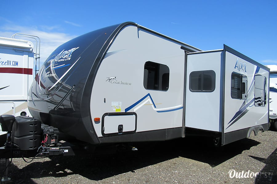 2017 Coachmen Apex 275BHS(1) Spokane Valley, WA