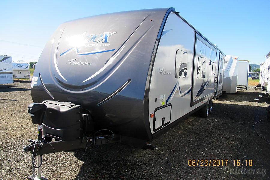 2017 Coachmen Apex 300BHS Spokane Valley, WA