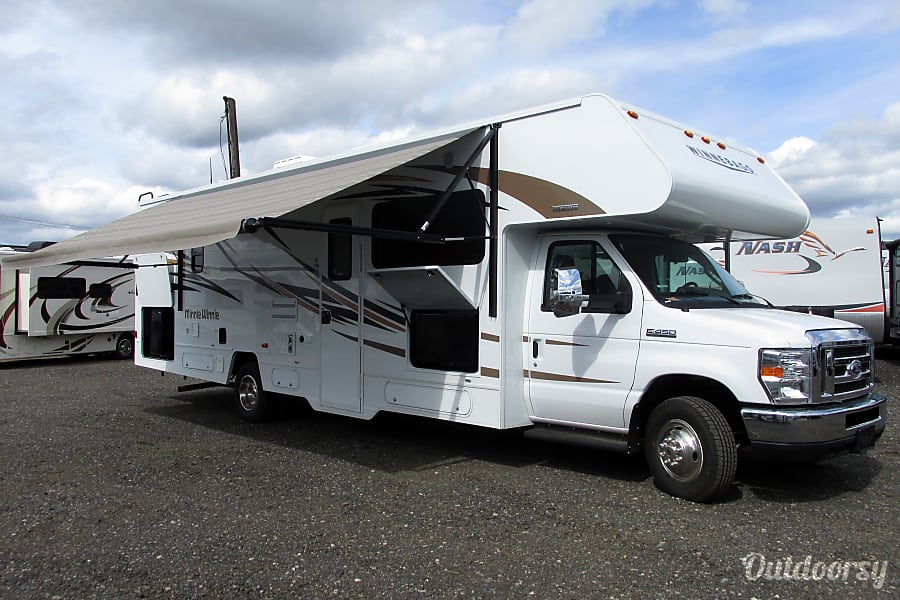 2018 Winnebago Minnie Winnie 31G(2) Spokane Valley, WA