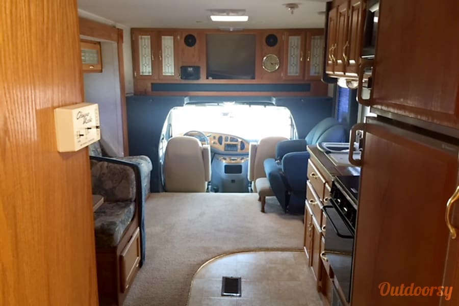 interior 2001 Gulf Stream Conquest Golden, CO