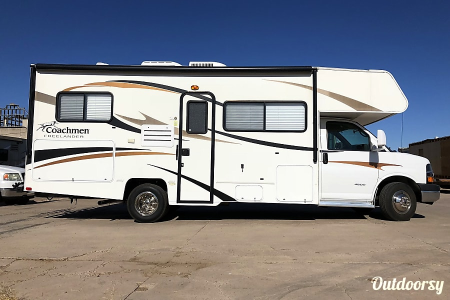 2015 - 25' Coachmen Freelander Phoenix, AZ
