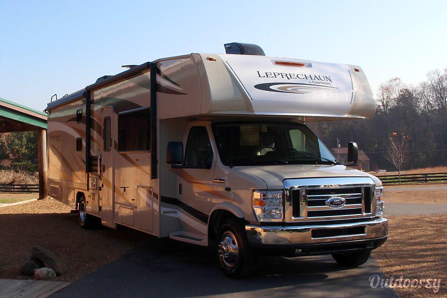 2018 Coachmen Leprechaun 310BH Mooresville, NC