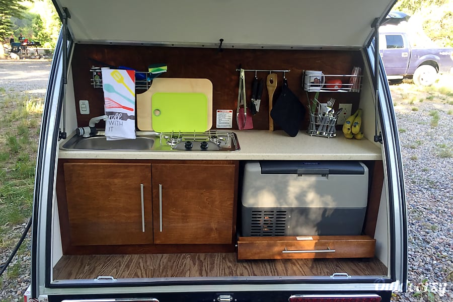 interior RUBY - T@G Max Teardrop Denver, CO
