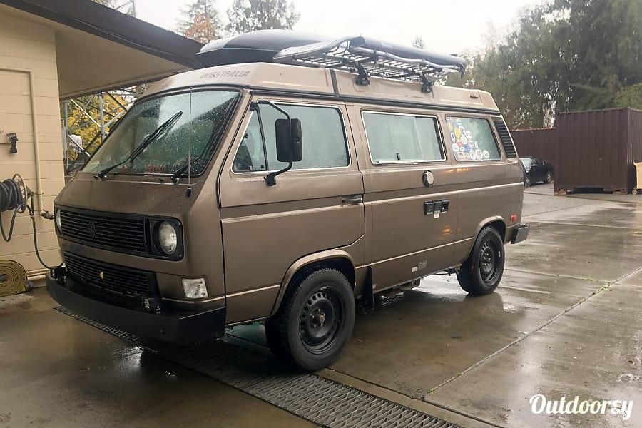 1985 Volkswagen Westfalia Woodland, CA