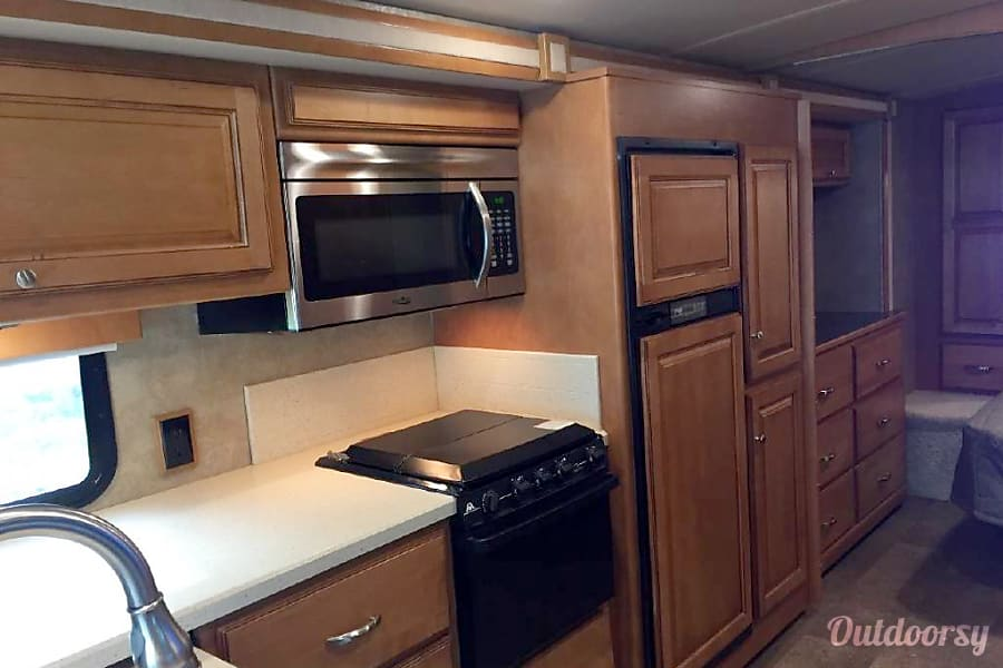 2015 Winnebago VISTA LX Homestead, FL