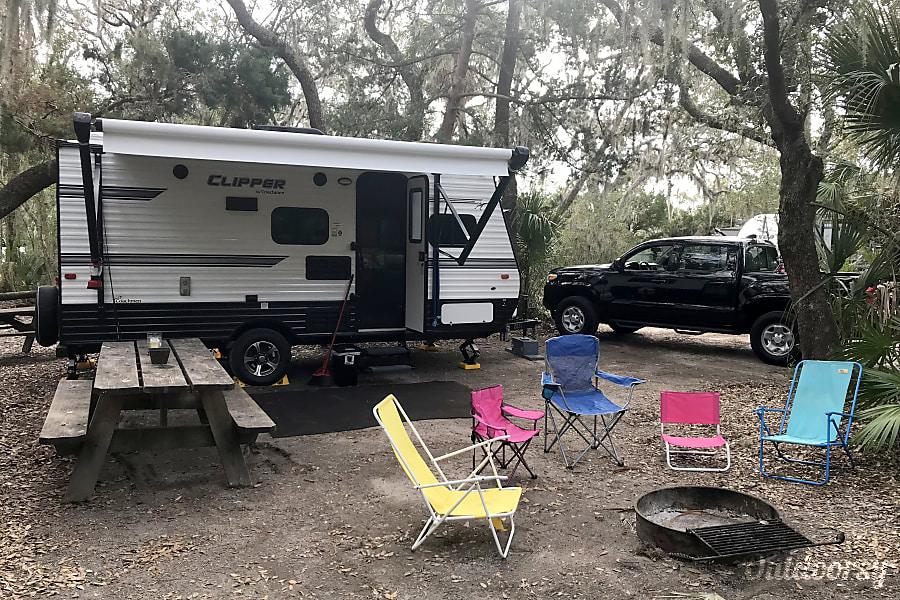 exterior 2018 Coachmen Clipper bh17 Satellite Beach, FL