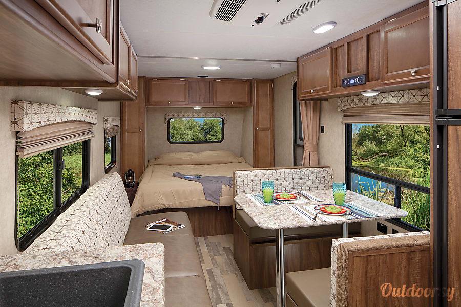 interior Viking 21FQ Centennial, CO
