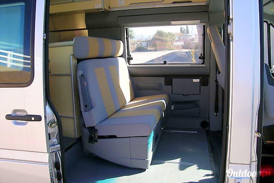 interior 2004 Airstream Westfalia Murray, UT