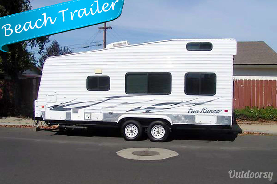 2007 Carson Trailer Fun Runner Motor Home Toy Hauler