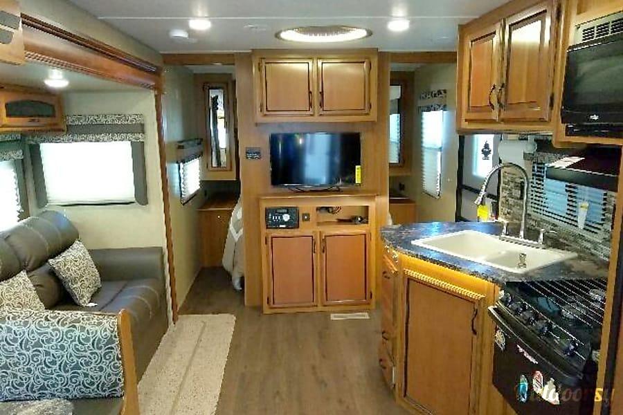 interior 2017 Starcraft Starlite Lakeland, FL