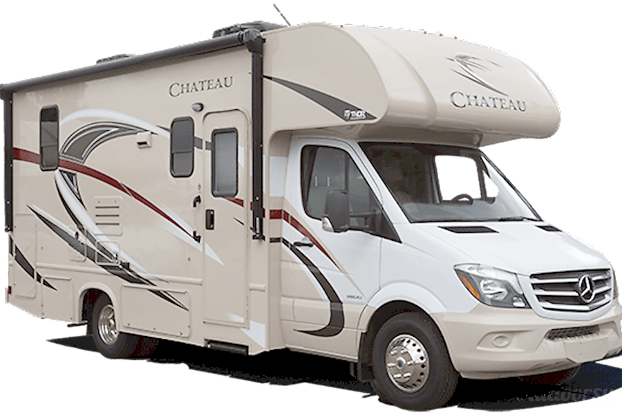 exterior Ellie - 2017 Thor Chateau Mercedes Sprinter (Near Tampa Airport) Tampa, FL