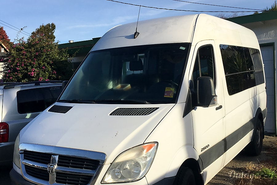 2008 Dodge Sprinter 2500 170ext Santa Cruz, CA