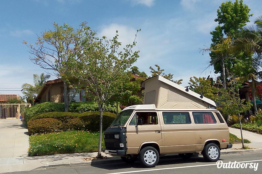 1986 Volkswagen Vanagon San Diego, CA