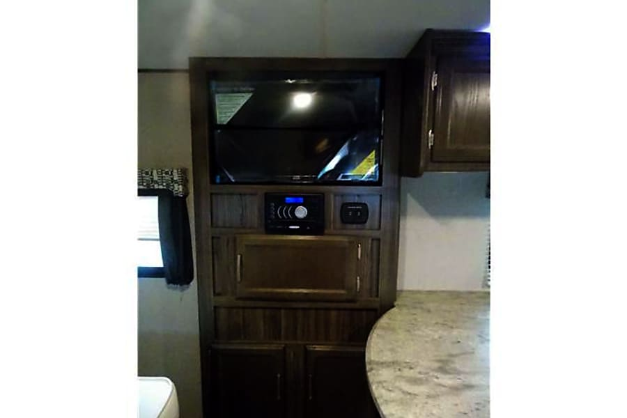 interior 2017 Coachmen Apex Houston, TX