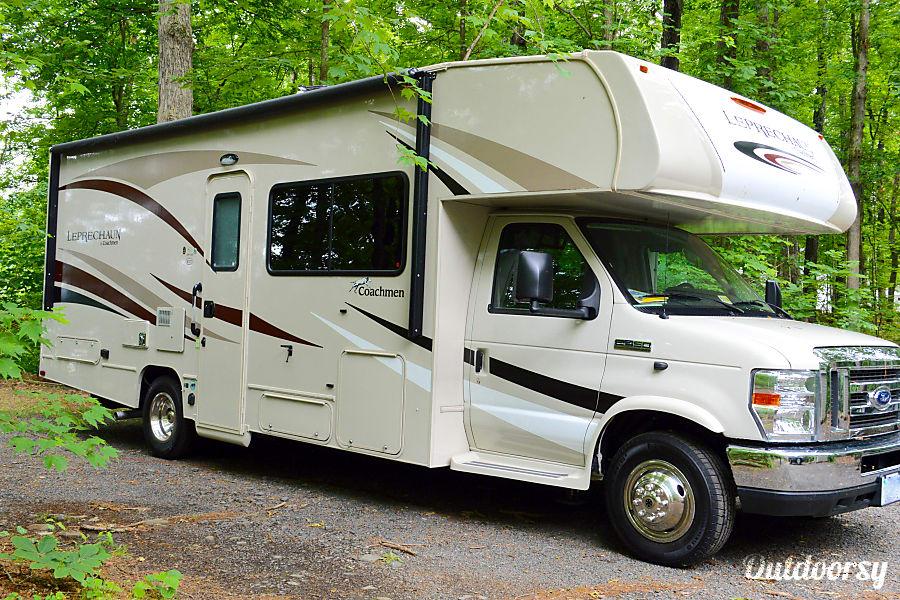 exterior Ronan the Roaming Leprechaun Ruckersville, VA
