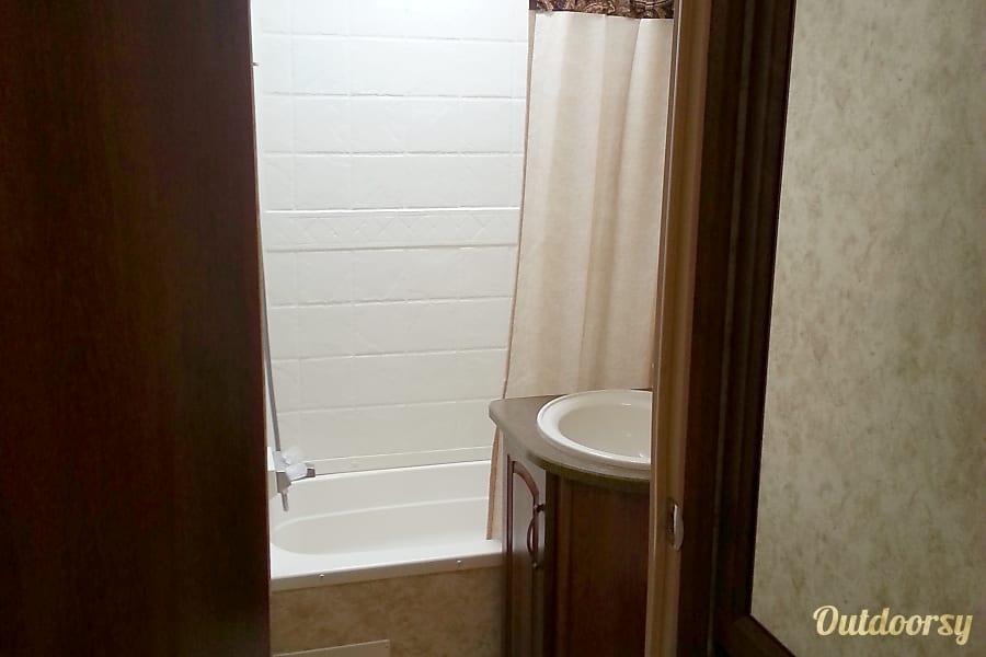 interior Cougar New Braunfels, TX