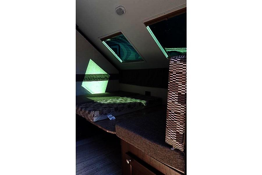 interior 2017 Palomino A12R A-Frame Ventura, CA