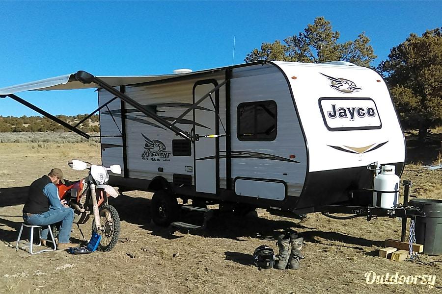 exterior 2018 Jayco Baja Grand Junction, CO