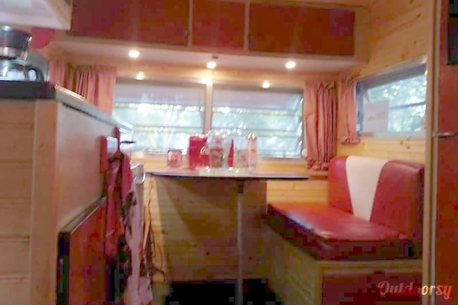 interior 1975 Glendale Orbit Kitchener, ON