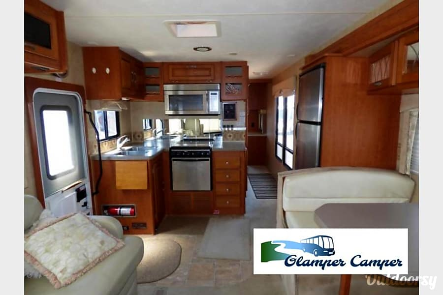 interior Glamper Camper Berrien Springs, MI