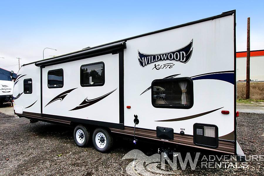 2016 WILDWOOD 29' Lynnwood, WA