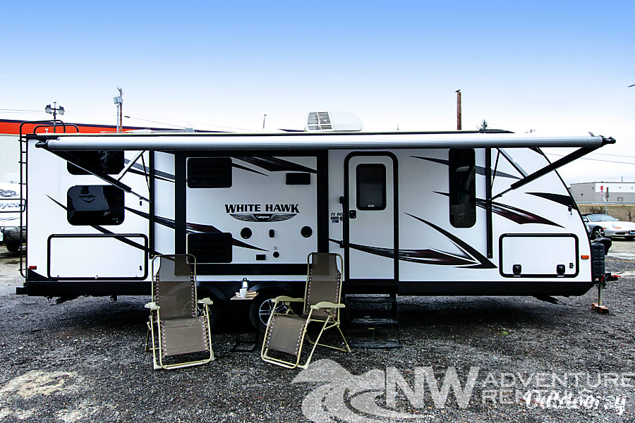 2016 WHITE HAWK 25' Lynnwood, WA