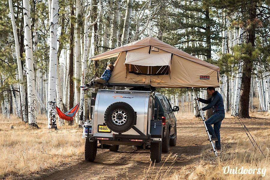 2014 Moby 1 Xtr Trailer Rental In Flagstaff Az Outdoorsy
