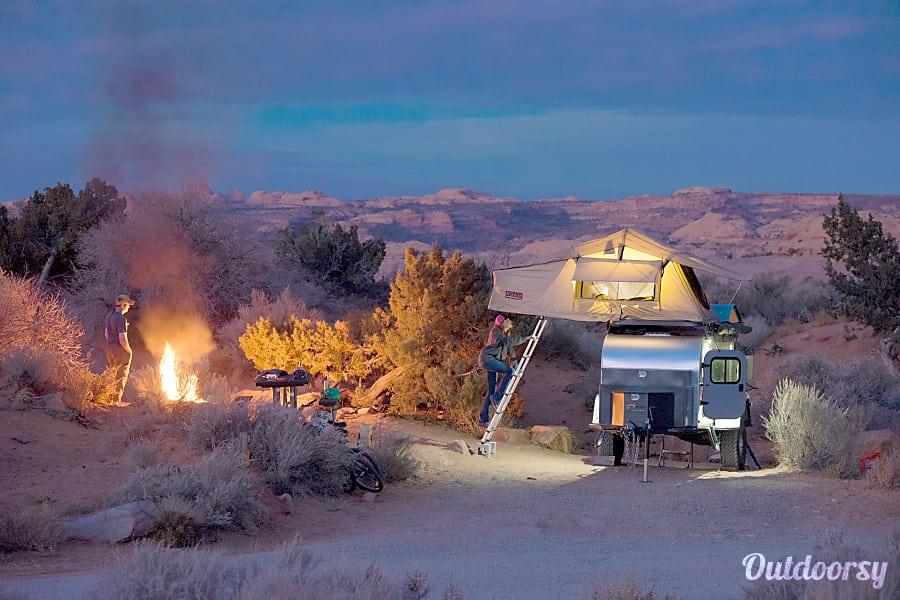 exterior 2014 Moby 1 XTR Flagstaff, AZ
