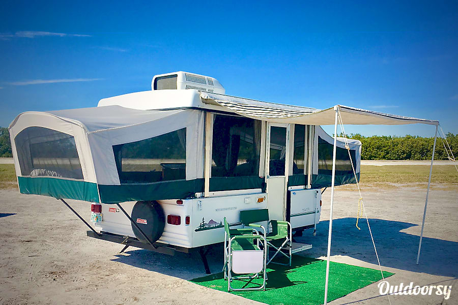 2000 Coleman Destiny Sea Pine Gulfport, FL
