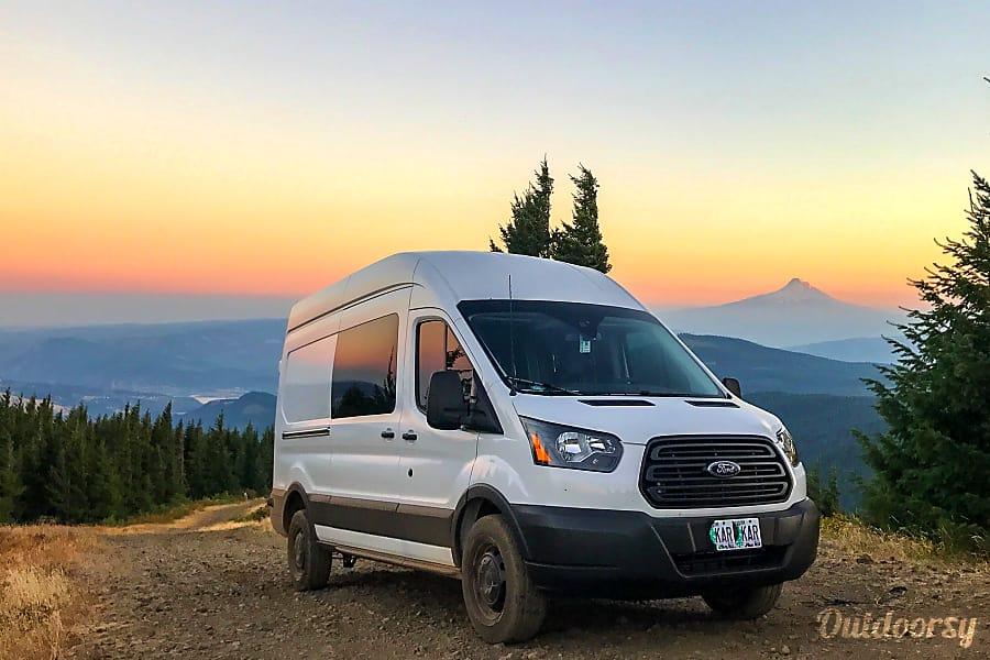 Ford Transit Adventure Van Portland, OR