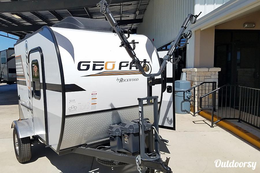 exterior 2017 rockwood Geo Pro 12RK San Antonio7, TX