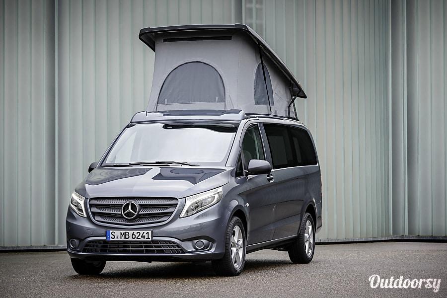 2018 Mercedes Benz Other Motor Home Camper Van Rental In