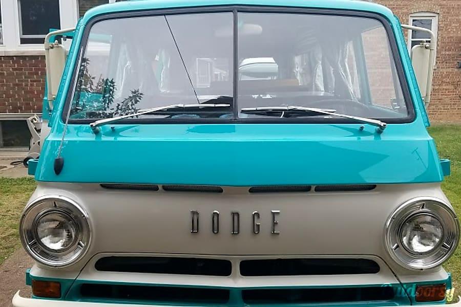 1967 Dodge A-108 Sportsman CampWagon Chicago, IL