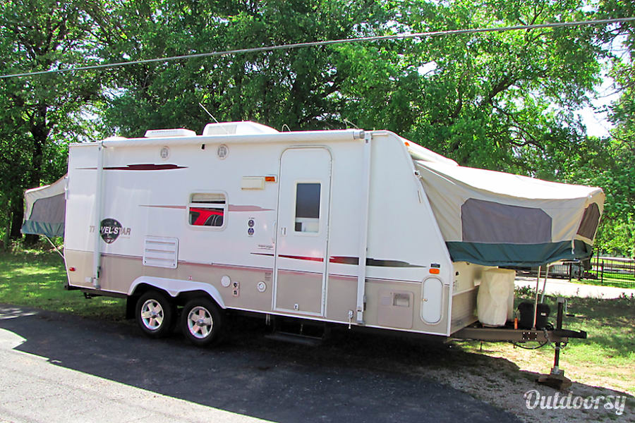 exterior 2006 Starcraft Travel Star Sleeps 7-8 Windsor, CO