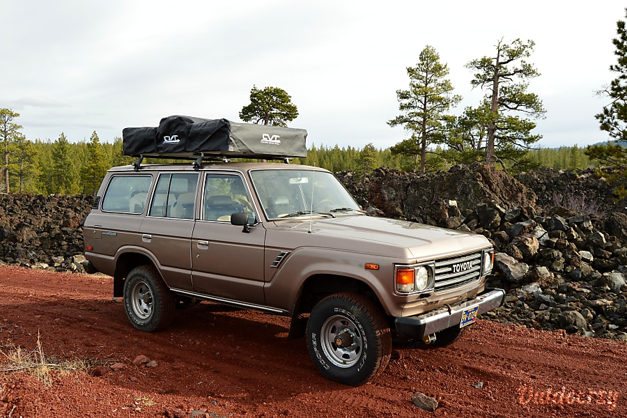 Elsie: Toyota Land Cruiser FJ60 Portland, OR