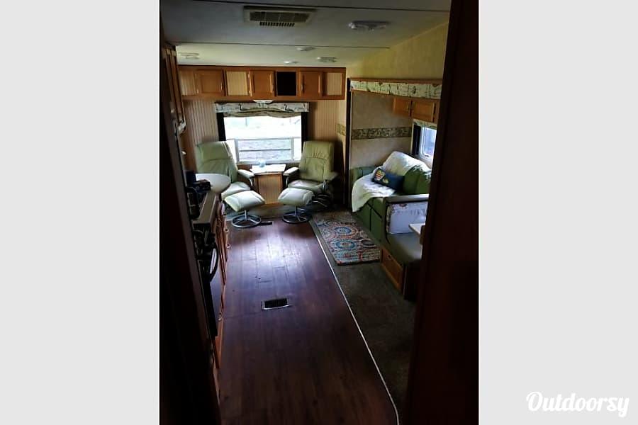 interior Get Away with Me Wildcat 5thwheel Anderson, SC